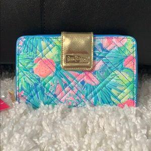 Lilly Warwick Swizzle In Wallet